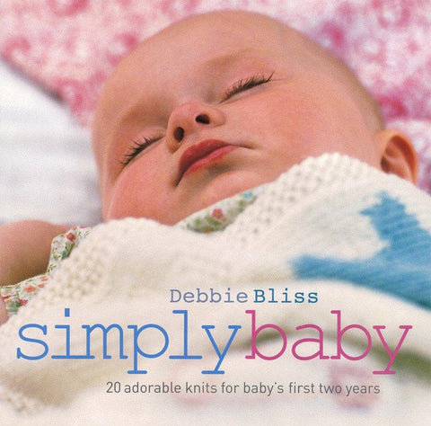 Simply Baby by Debbie Bliss
