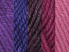 Hayfield Bonus DK Colour Pack - Pink/Purple