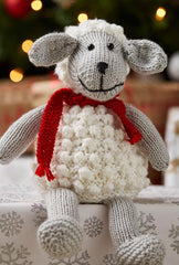 Deramores Studio DK – Six Festive Knitted Toys Colour Pack