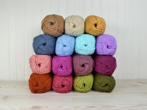 Stylecraft Cottage Colour Pack