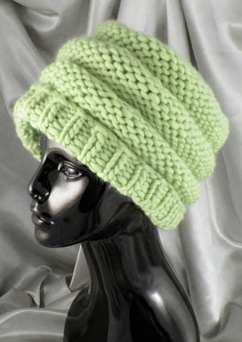 Superfast Tier Hat by MadMonkeyKnits (496) - Digital Version