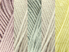 Rowan Crochet Along Colour Pack - Cushion/Scarf - Pastel Colourway