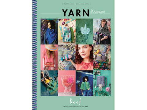 Scheepjes YARN Book-a-zine - Reef