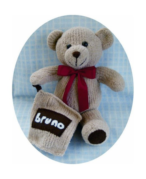 The Linnypin Collection by Twilleys - Bruno the Bear Kit