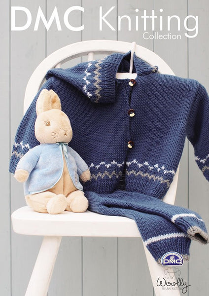 Childs Set in DMC Woolly (15198L/2)