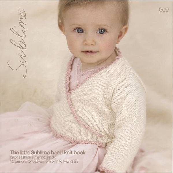 The Little Sublime Hand Knit Book (600)