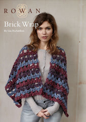 Brick Wrap by Lisa Richardson