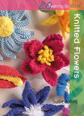 20 To Make - Knitted Flowers