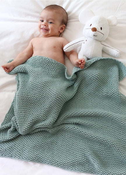 Dragonfly Blanket by We Are Knitters