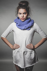 Crazy Snood by We Are Knitters