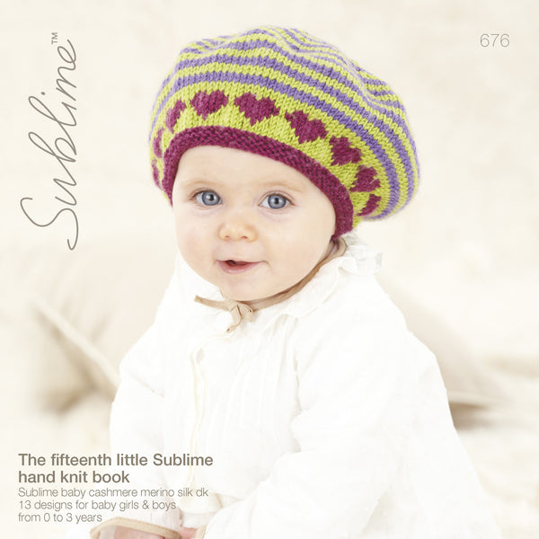 The Fifteenth Little Sublime Hand Knit Book (676)