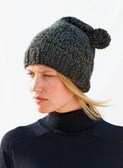 Bergere de France - Bobble Beanie Kit - Grey