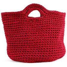 Brady Basket by Wool and the Gang - Red