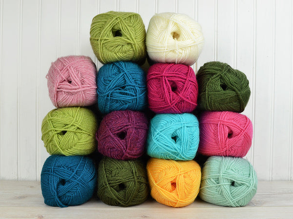 Stylecraft Lily Pond Blanket Life DK CAL Colour Pack