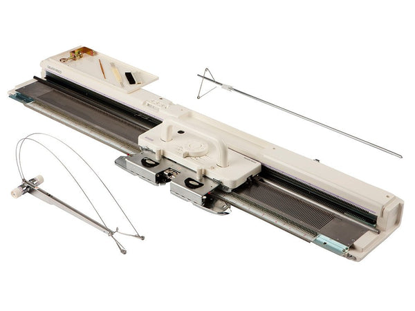 Silver SK830 Knitting Machine