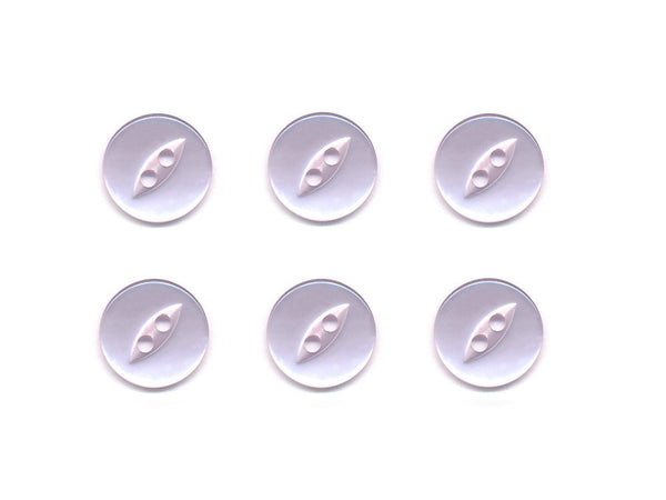 Fish-Eye Buttons - Purple - 050
