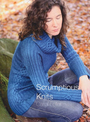 Scrumptious Knits by Fyberspates
