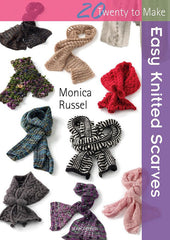 20 To Make - Knitted Scarves