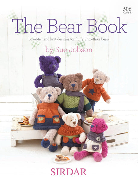 Snowflake - Bear Book