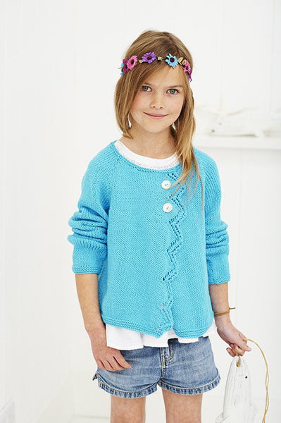 Cardigans in Stylecraft Classique Cotton DK (9259)-Deramores