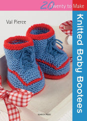 20 To Make - Knitted Baby Bootees