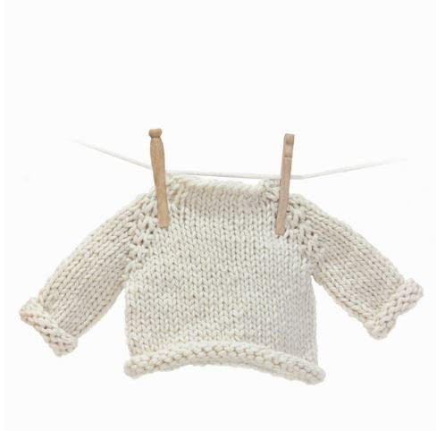 New in Town Baby Jumper in Spud & Chloe Outer