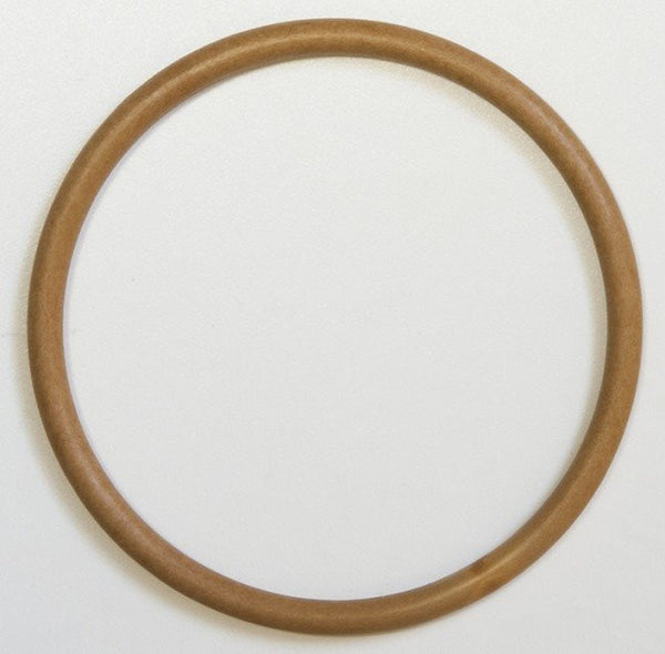 Round Wood Colour Bag Handles, 12.5cm (pair)