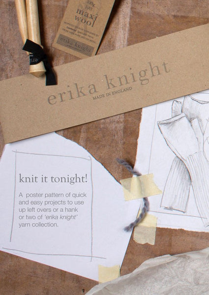 Knit It Tonight - Erika Knight
