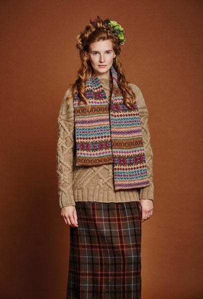 Autumn Fair Isle Knits by Marie Wallin