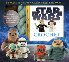 Star Wars Crochet Pack
