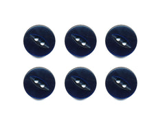 Fish-Eye Buttons - Blue - 172