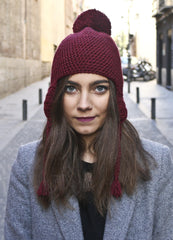 Sinu Beanie by We Are Knitters