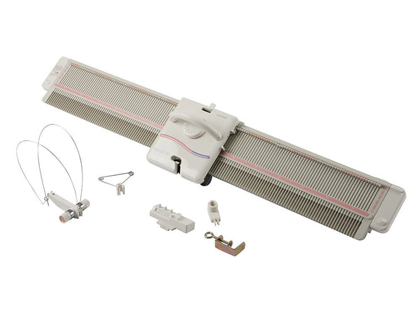 Silver LK150 Beginners Knitting Machine - default