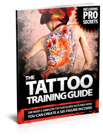Ultimate Tattoo Training Guide