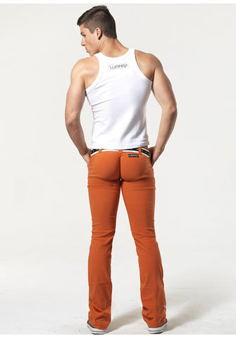COOPER: ULTRA LOW-RISE PANTS