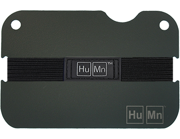 Olive Drab Cerakote - Blemished HuMn Mini RFID Blocking