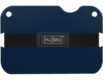 Blue Cerakote - Special HuMn Mini RFID Blocking