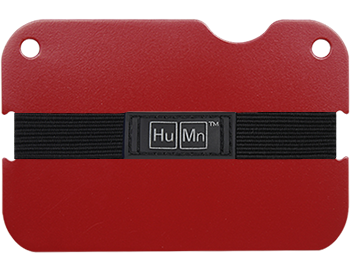 Red Cerakote - Special HuMn Mini RFID Blocking
