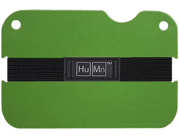 Zombie Green Cerakote - Special HuMn Mini RFID Blocking