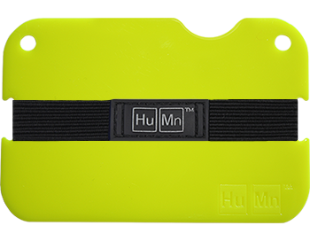 Fluorescent Green - Polycarbonate HuMn Mini
