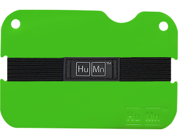 Glow Green - Polycarbonate HuMn Mini