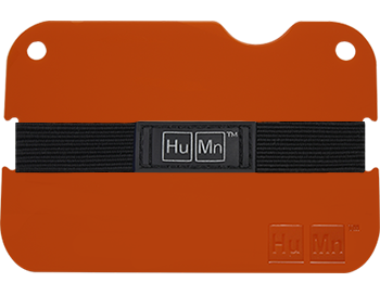 Orange - Polycarbonate HuMn Mini