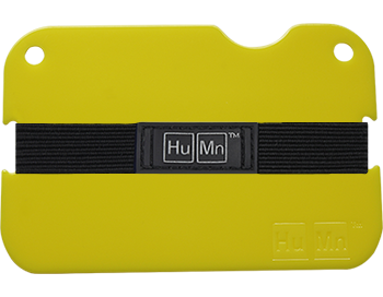 Yellow - Polycarbonate HuMn Mini