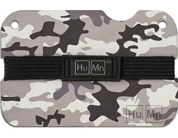 Urban Camo - Special HuMn Mini RFID Blocking (black, white & grey)