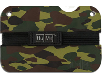Camo Green - Special HuMn Mini RFID Blocking