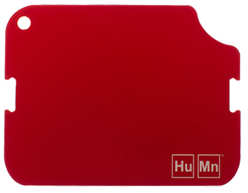 HuMn Wallet 2 RFID Blocking Plate
