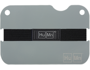 Cool Grey - HuMn Mini RFID Blocking