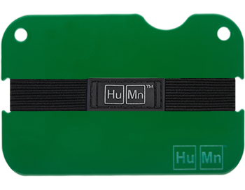 Forest Green - Blemished HuMn Mini RFID Blocking