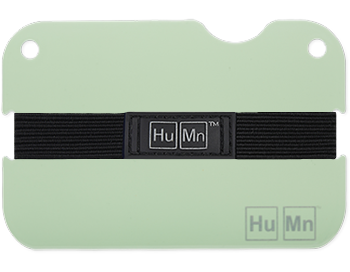 Mint Green - HuMn Mini RFID Blocking