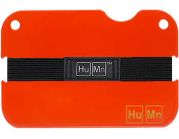 Sunkissed Orange - Blemished HuMn Mini RFID Blocking